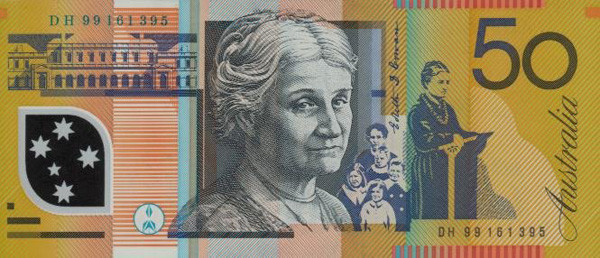 Banknote In Circulation: Australia