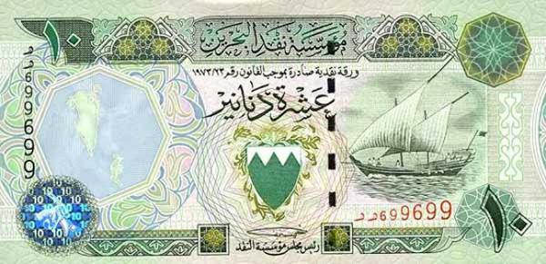 bahraini dinar bhd definition