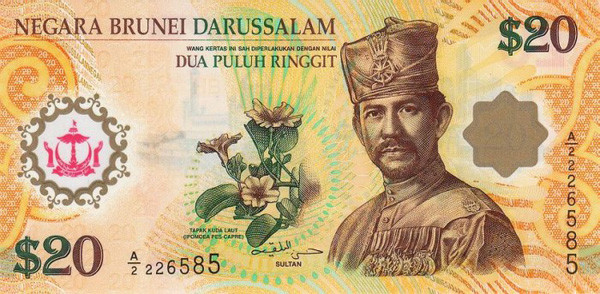 Burnei Dollar