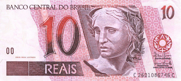 Brazilian Real  Letter Code