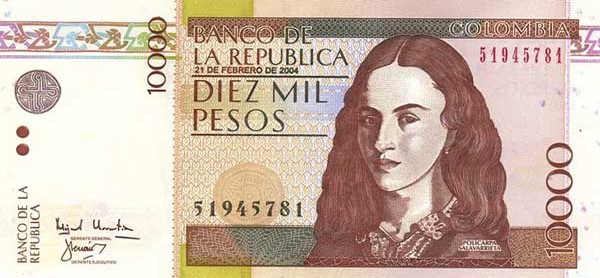 Colombian Peso COP Definition | MyPivots