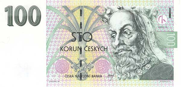 republic czech currency