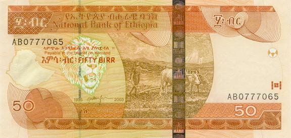 Ethiopian Birr ETB Definition | MyPivots