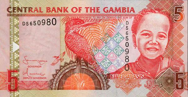 Gambian Dalasi GMD Definition | MyPivots