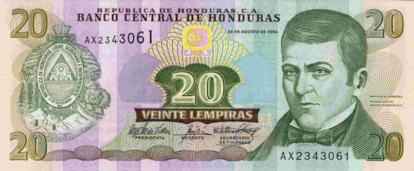 Honduran Lempira HNL Definition | MyPivots