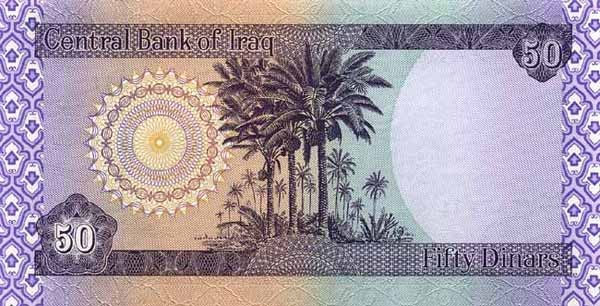 Pricing Details of Iraqi Dinar