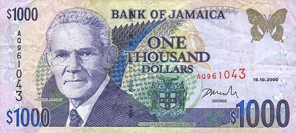 Jamaican Dollar JMD Definition | MyPivots