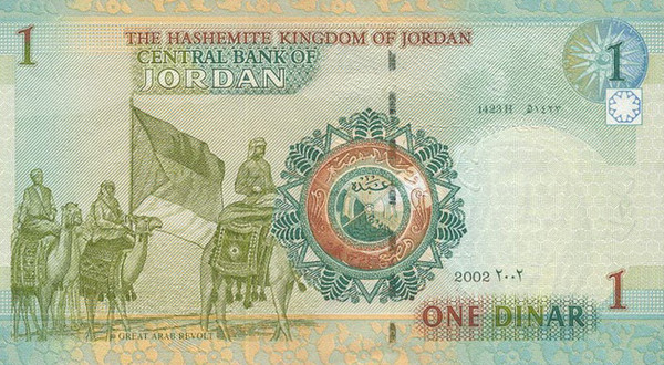 Image result for Jordan: JOD