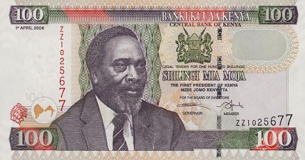 Forex kenya shilling