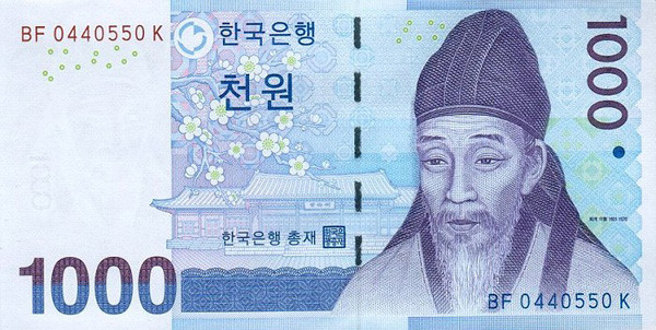 Forex trading korean won