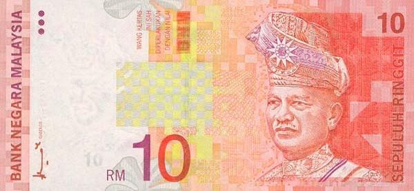 malaysian ringgit myr definition
