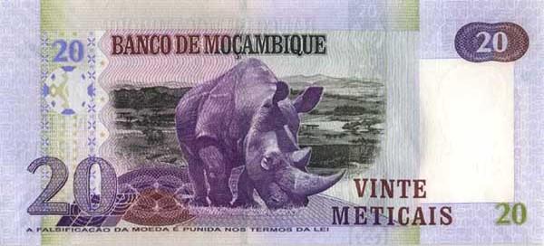 Mozambican Meticals Mzn Definition