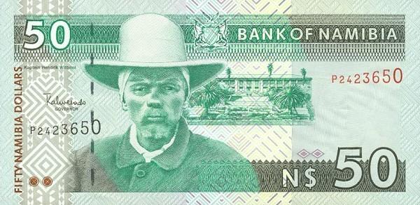 Namibia Dollar NAD Definition | MyPivots