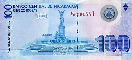 nio 100 nicaraguan cordobas oro 2