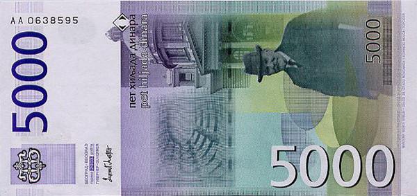 Serbian Dinar RSD Definition | MyPivots