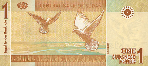 sudanese pound sdg definition