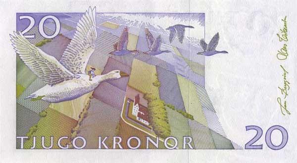 20€ to sek