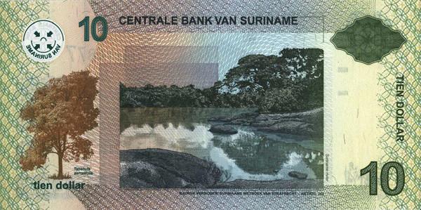 Surinamese Dollar SRD Definition | MyPivots