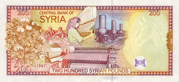 Syrian Pound SYP Definition | MyPivots