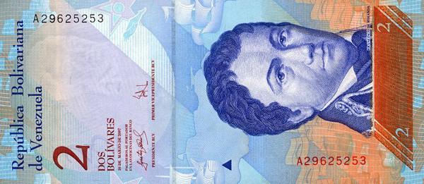 Venezuelan Bolivar VEF Definition | MyPivots