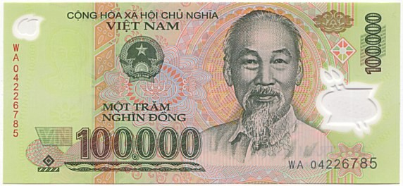 Vnd Is The Three Letter Currency Code Representing Of Vietnam Which Commonly Known As Dong
