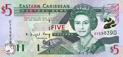 British Virgin Islands Currency Code