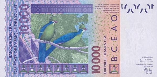 Burkina faso currency exchange