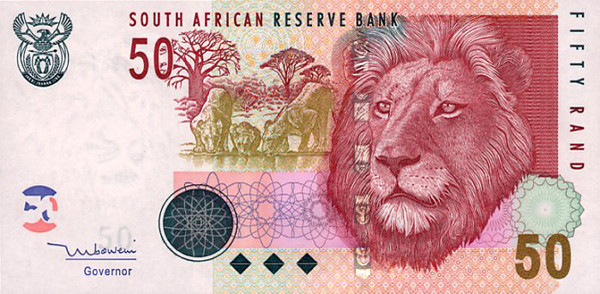 South African Rand ZAR Definition | MyPivots