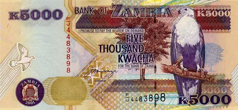 Zambian Kwacha ZMK Definition | MyPivots