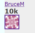 BruceM passes 10K rep