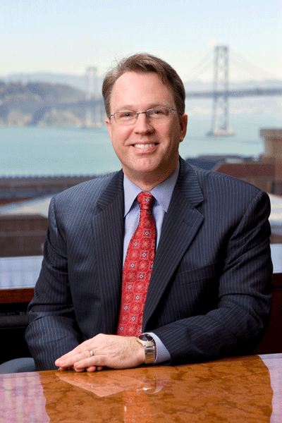 San Francisco Federal Reserve President John C. Williams