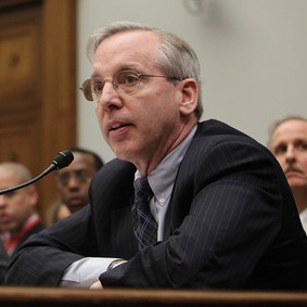 William C. Dudley president Federal Reserve Bank of New York.