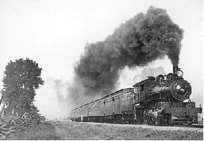 trading train