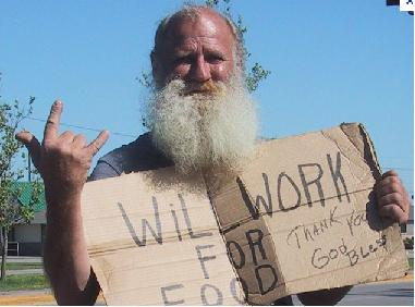 destitute trader